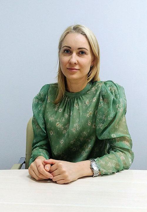 Ольга Савукова
